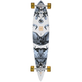 Arbor 2017 Bamboo Timeless Pintail Complete Longboard - 42