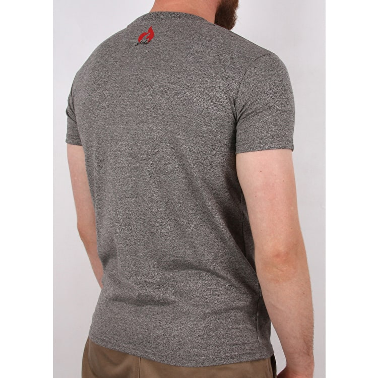Chilli Pro CPS Global T shirt - Grey