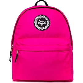 Hype Purple Fluro Backpack - Pink