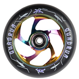 AO Scooters Quadrum 110mm Scooter Wheel - Neochrome