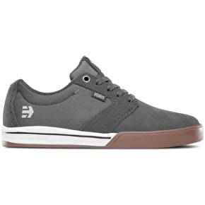 Etnies Jameson E-Lite Shoes - (Julian Davidson) Grey/White/Gum