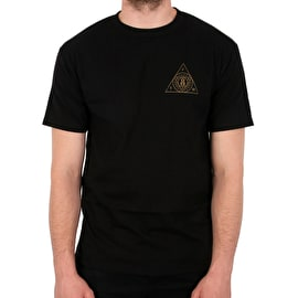 Rebel8 The Order T shirt - Black