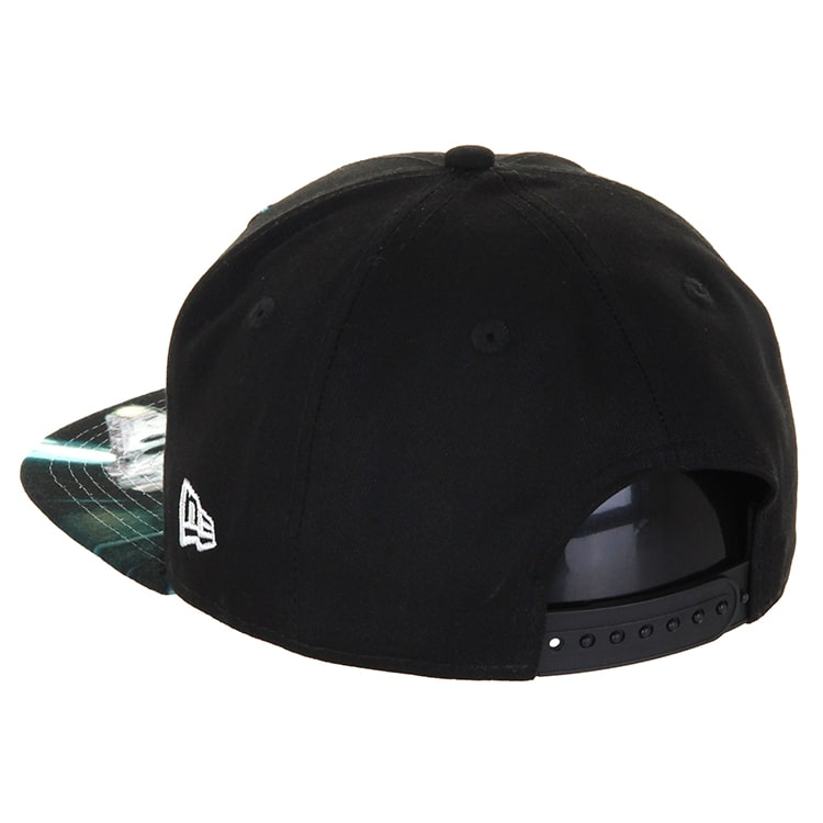 New Era Star Wars Scene Vize 9FIFTY Cap - Black/Silver