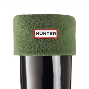 Hunter Original Boot Welly Socks - Green