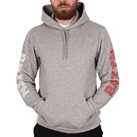 Brixton Haste II SV Hoodie - Heather Grey