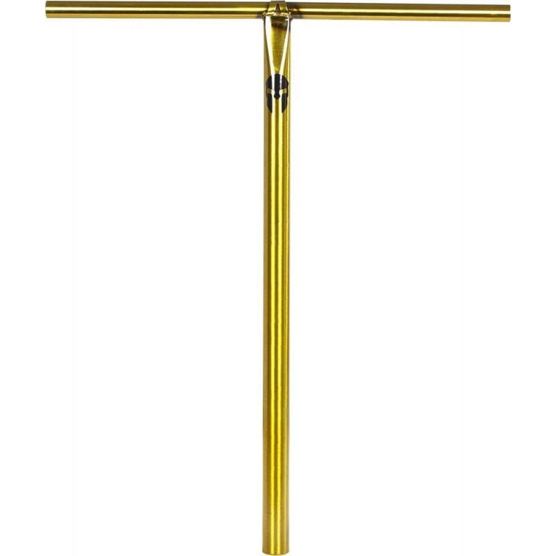 Supremacy Trojan Oversized SCS Scooter Handle Bars – Trans Gold
