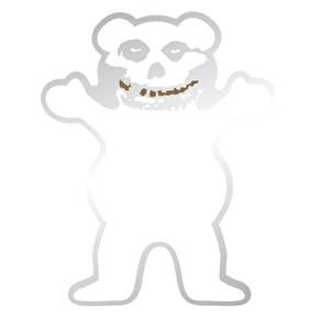 Grizzly Fiend Club Bear Sticker