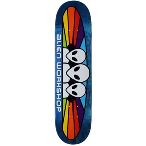 Alien Workshop Spectrum Logo Skateboard Deck - 7.75