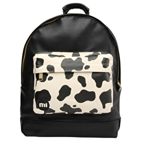 Mi-Pac Backpack - Cow Pocket Cream/Black