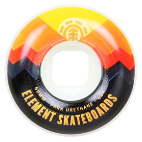 Element Camp Skateboard Wheels - 56mm Park
