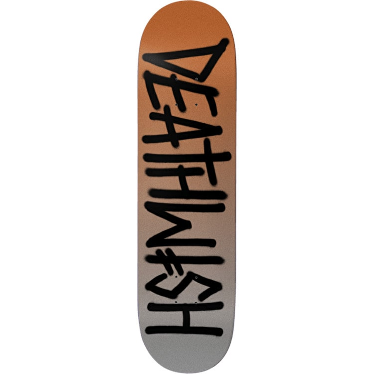 Deathwish Deathspray Skateboard Deck - Metallic Gradient 8.75""