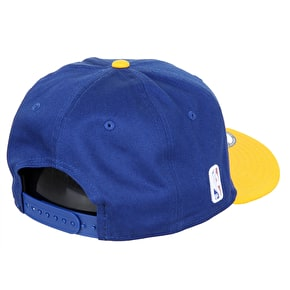 New Era NBA 9FIFTY Golden State Warriors Snapback Cap