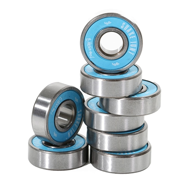 Shake Junt Skateboard Bearings - Bryan Herman Pro (Pack of 8)