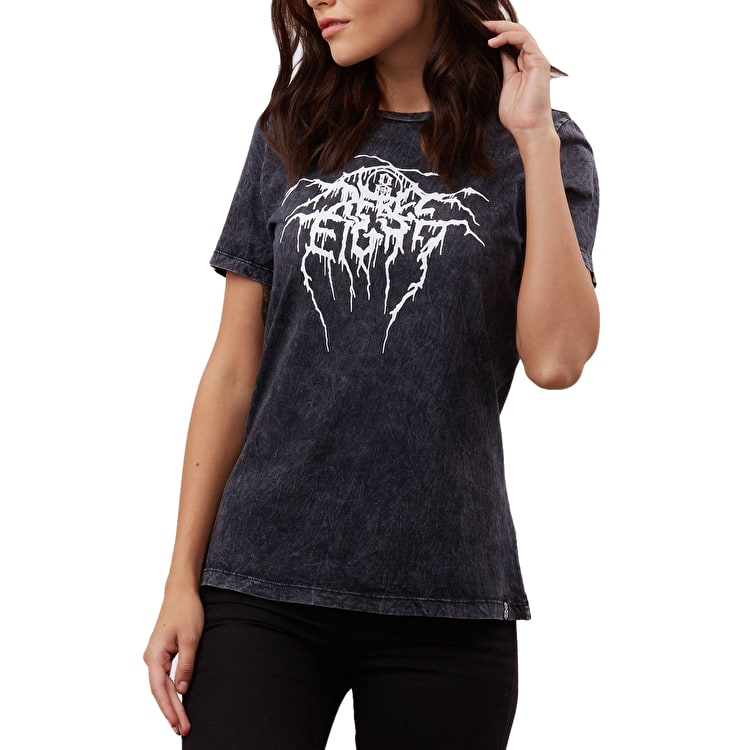 Rebel8 Pagan Womens T shirt - Black