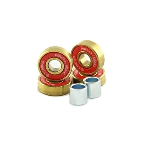 Striker Abec 11 Scooter Bearings + Spacers (Pack of 4)
