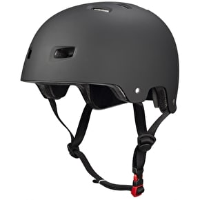 B-Stock Bullet Skate Helmet - Matte Black XS/S (Box Damage)