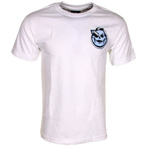 Rebel8 Night Prowlers T-Shirt - White
