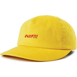 Brixton Shine LP Cap - Yellow