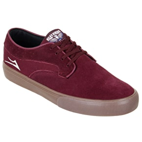 Lakai Riley Hawk Shoes - Port Suede