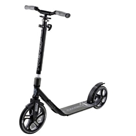 Frenzy 250mm Recreational Complete Commuter Scooter - Black