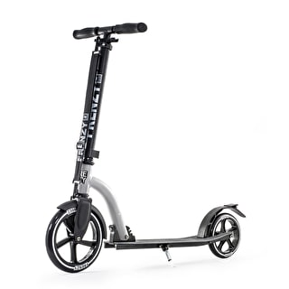 Frenzy FR230 Folding Scooter - Silver