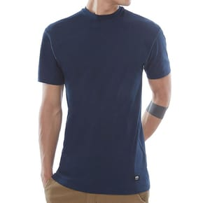 Vans Chima T-Shirt - Navy