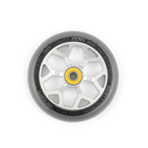 Eagle Hardline 1-Layer 6M Sewercaps Scooter Wheel - Silver Core Grey PU