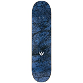 Darkstar Marble Premium Youth Complete Skateboard - Blue 7.375