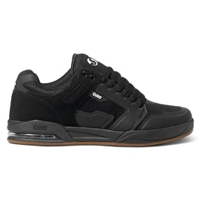 DVS Enduro X Shoes - Black/Nubuck
