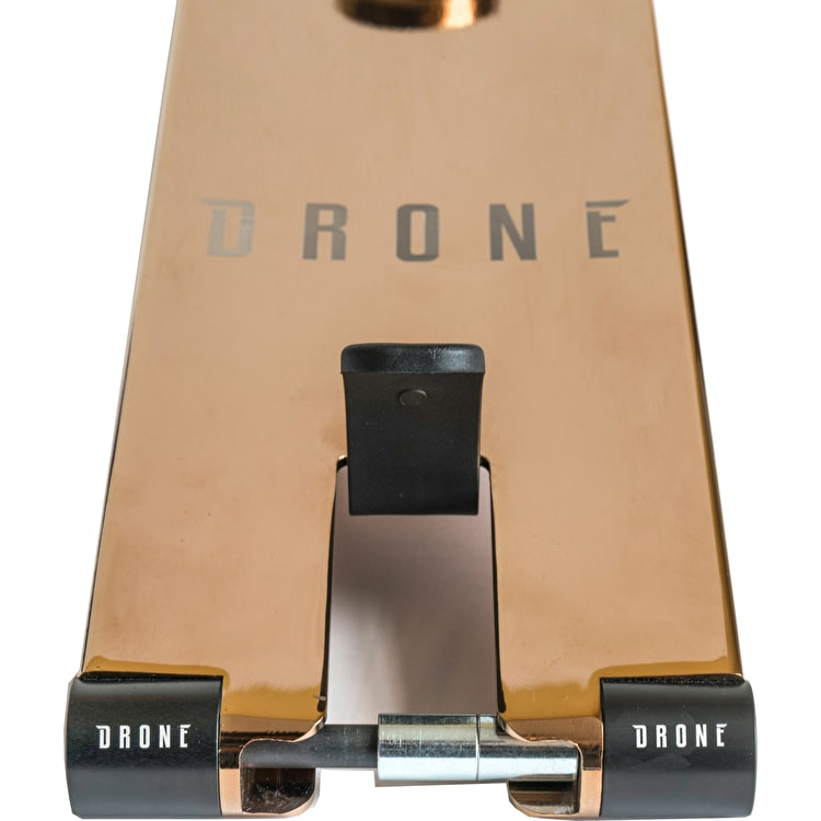 """Drone Icon 3 Hybrid Scooter Deck - Rose Gold 22"""" (120mm)"""