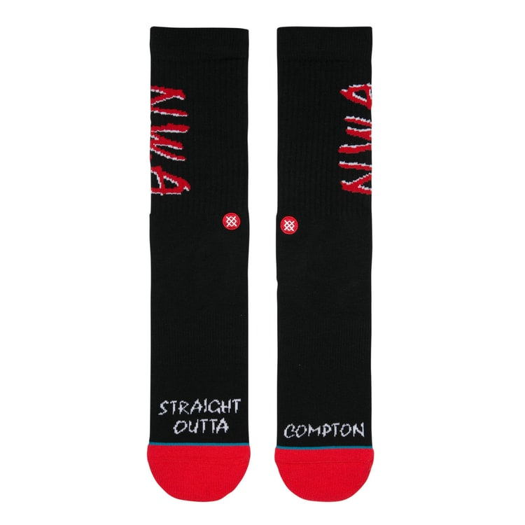 Stance N.W.A Socks - Black