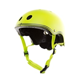 Globber Junior Helmet - Lime Green
