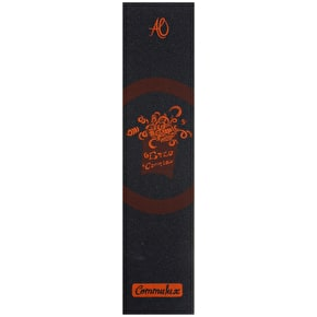 AO Blackbook Scooter Grip Tape - Commulux