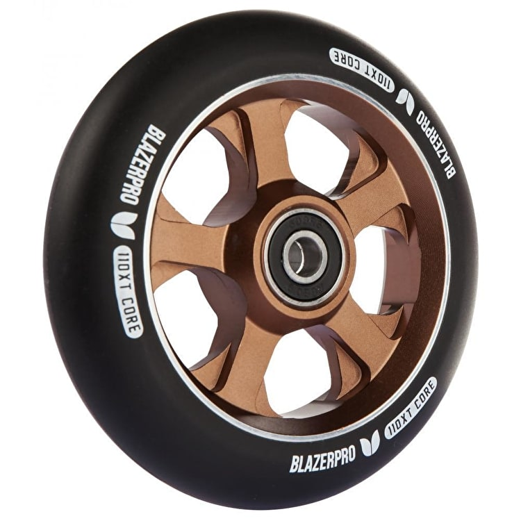 Blazer Pro 110mm XT Wheel - Black/Copper