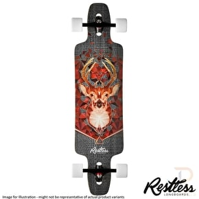 Restless Longboard - Splinter Series Bust 38