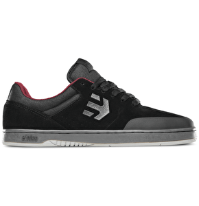 Etnies Marana Skate Shoes - Black/Dark Grey/Grey