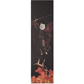 RIPNDIP Hell Pit Skateboard Grip Tape - Black