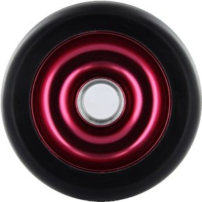 Eagle Red Core Black PU Metal Core Wheel - 110mm