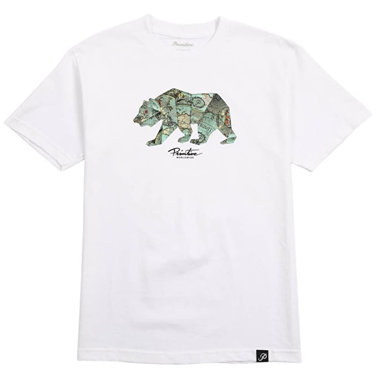 Primitive Explorer T-shirt - White