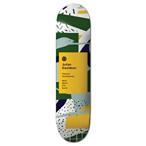 Element Skateboard Deck - Bingo Featherlight Julian 8.25