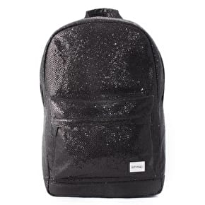 Spiral OG Platinum Black Glamour Backpack