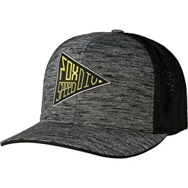 Fox Black Stillness Flexfit Cap - Black