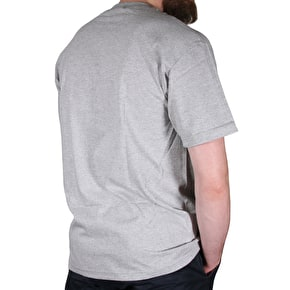 Rebel8 Dalmae T-Shirt - Athletic Grey