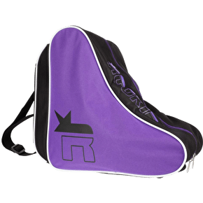 Rookie 25L Skate Bag-Black/Purple