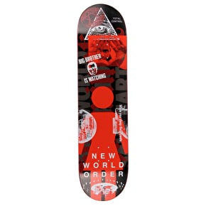 Girl Conspir-OG Skateboard Deck - Biebel 8.0