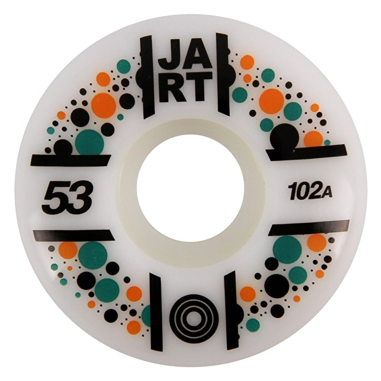 Jart Supernova 102a Skateboard Wheels - 53mm
