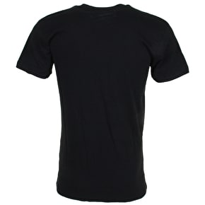 District Supply Co. Neon T-Shirt - Black