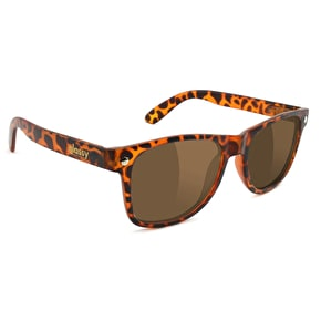 Glassy Sunhaters Leonard - Brown Tortoise