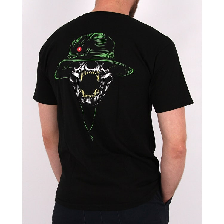 Grizzly Boonie T shirt - Black