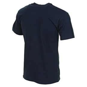 Diamond Infinite T-Shirt - Navy